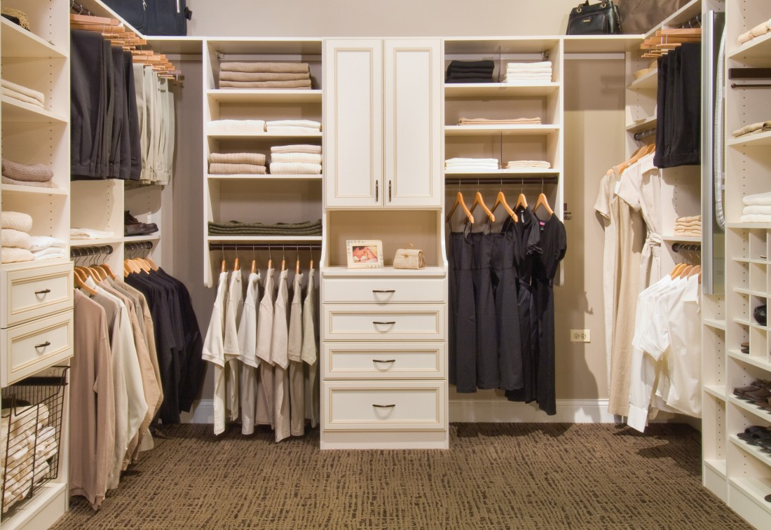 Custom Closets and Storage Solutions - Detroit MI | Great Lakes Garage - Transitional_PopUp_5