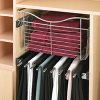 Custom Closets and Storage Solutions - Detroit MI | Great Lakes Garage - acc-large-basket