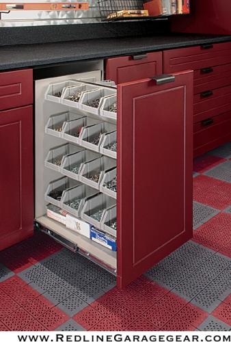 Storage Closet Contractor Shelby Township MI | Great Lakes Garage    Cabinet_4
