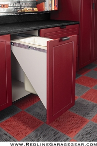 Storage Closet Contractor Birmingham MI | Great Lakes Garage - Cabinet_3