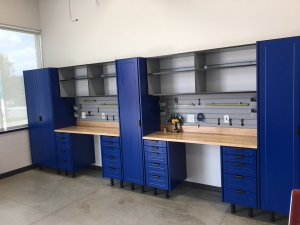 Storage Closet Builder Novi MI | Great Lakes Garage - IMG_1699