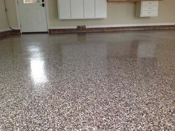 Epoxy Floor Company Troy Mi Great Lakes Garage