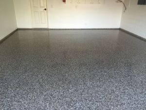Flake Epoxy Floors