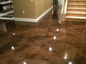 Metalic Epoxy Floors