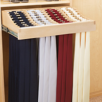 Custom Closets and Storage Solutions - Detroit MI | Great Lakes Garage - acc-tie-rack
