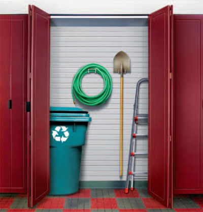 Garage Cabinets & Storage Detroit | Great Lakes Garage - closet-storage